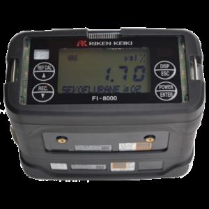 Riken Gas Indicator FI-8000P