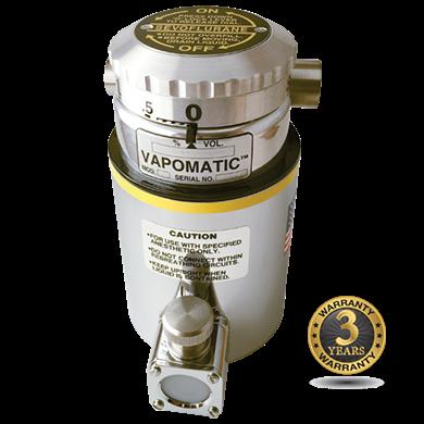 Vapomatic Vaporizer for Sevoflurane