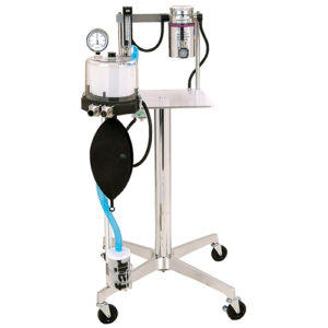Veterinary Anesthesia Machine Stand