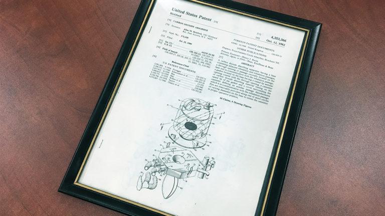 Veterinary Anesthesia Patent