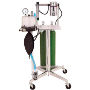 Stand, Table Top & Wall-Mount Anesthesia Machines
