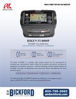 FI-8000P Flyer