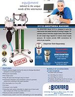 51112 Anesthesia Machine Sell Sheet