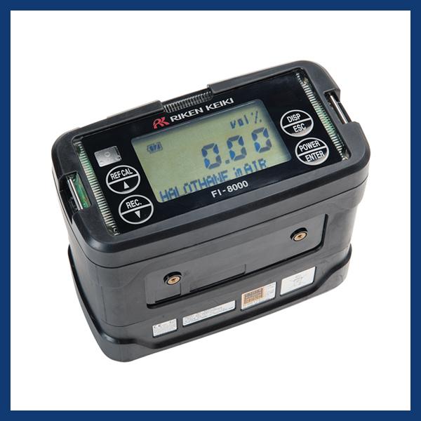 FI-8000P Riken Gas Indicator